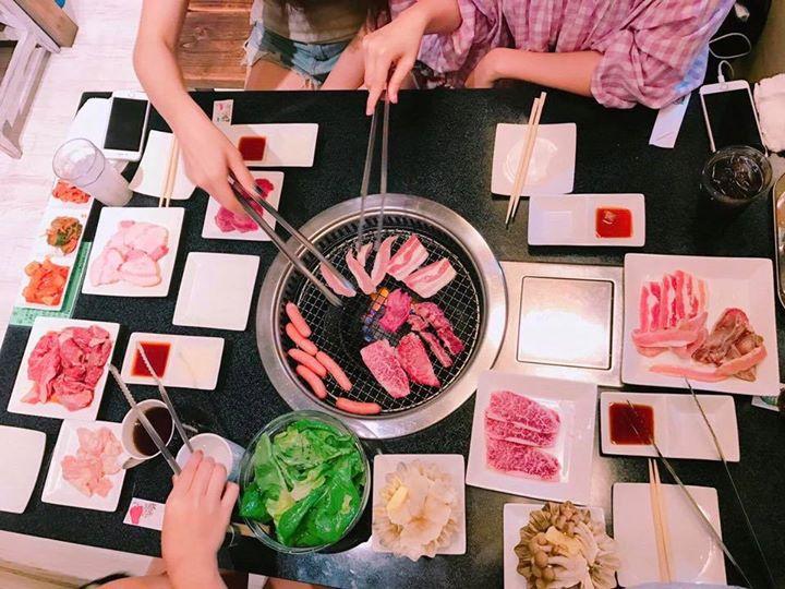 お肉の台所1129の「女子会♪」です‼️