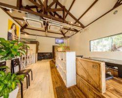 『お肉の台所1129』店内は、手作り感の溢れるアットホームな空間です。